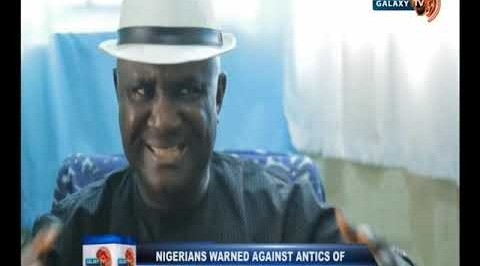 Nigerians Warned Against Antics of Human Traffickers