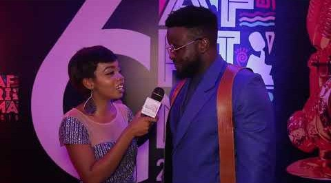 Catch All That Went Down at The 6th All African Music Awards Afrima