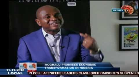 Moghalu promises economic transformation in Nigeria