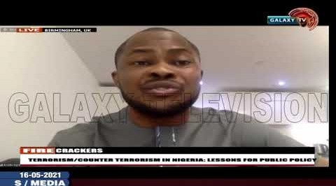 Insecurity in Nigeria: Terrorism, Insurgency, Banditry and Kidnapping.