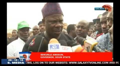 Ogun Records 100% Increase In IGR- Amosun