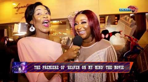 Reel talk with Toka Mcbaror and Premiere of Heaven on my Mind Movie on Reel Nollywood with Adanna