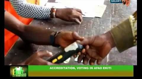 How voters were induced with money during Ekiti elections