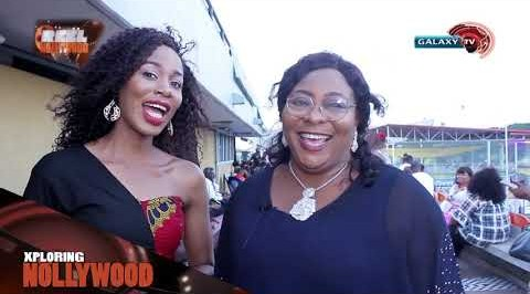 Reel Nollywood with Adanna Onyekara. #Nollywood