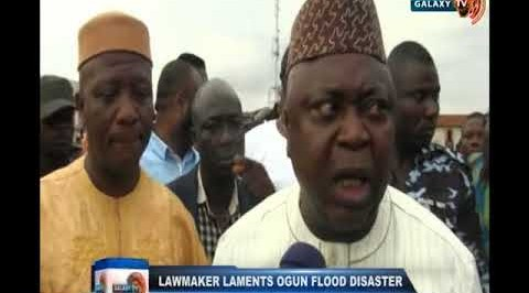 Lawmaker laments Ogun flood disaster