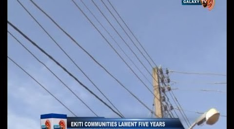 Ekiti Communities Lament Five Years without Electricity