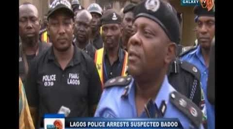 Lagos Police arrests suspected Badoo leader