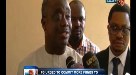FG urged to commit more funds to Health Sector