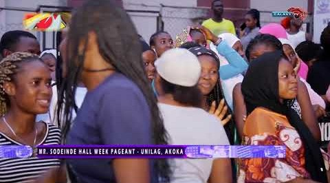 What is Hot - Lasu/Mr Sodeinde Hall Week - Unilag (Part 2)