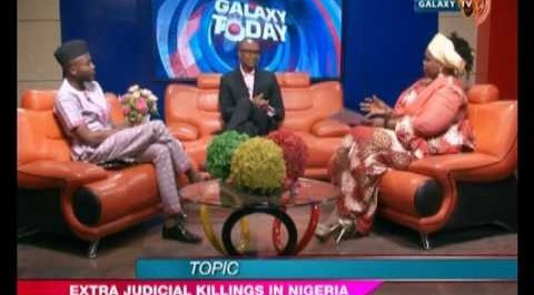 Galaxy Today: Extra judicial killings in Nigeria