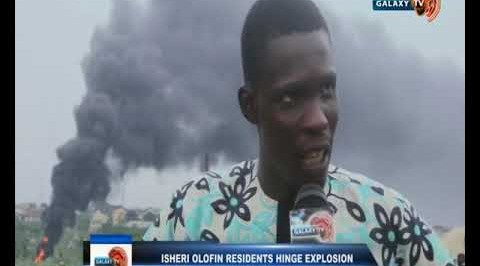 Isheri Olofin Residents Hinge Explosion on Security Operatives