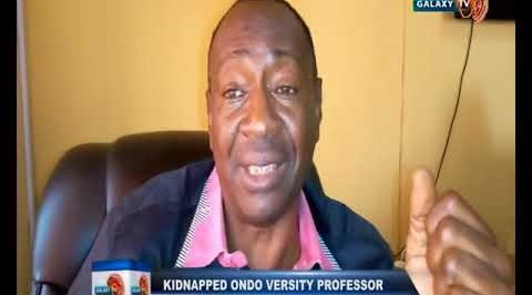 Kidnapped Ondo Versity Professor Found Dead