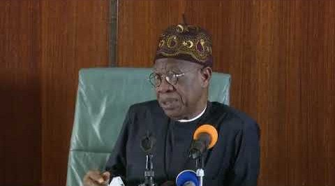 Lai Mohammed Replies PDP