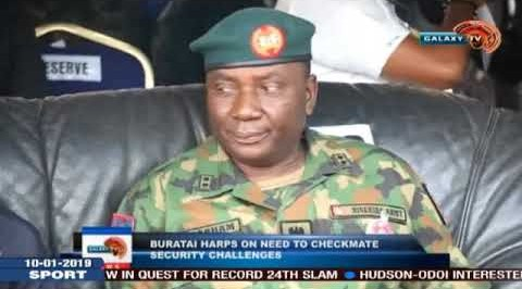 Buratai Harps On Need To Checkmate Security Challenges