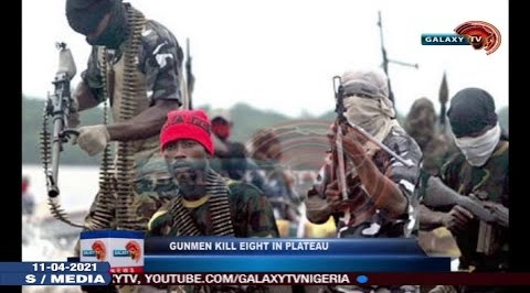 Gunmen Kill 8 in Plateau