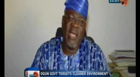 Ogun govt targets Cleaner environment this year