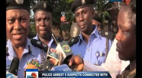 Police Arrest 5 Suspects Connected with Ibadan Torture Home