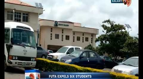 FUTA Expels Six Students for Physically Assaulting and Bullying a Fellow Student
