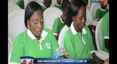 SON inaugurates standard clubs in Ogun schools