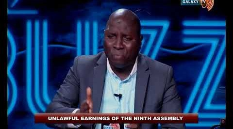 Unlawful Earning of the 9th Assembly