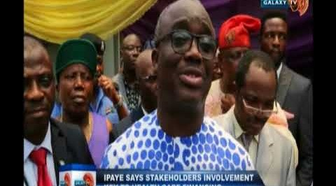 Ipaye says stakeholders involvement key to health care financing
