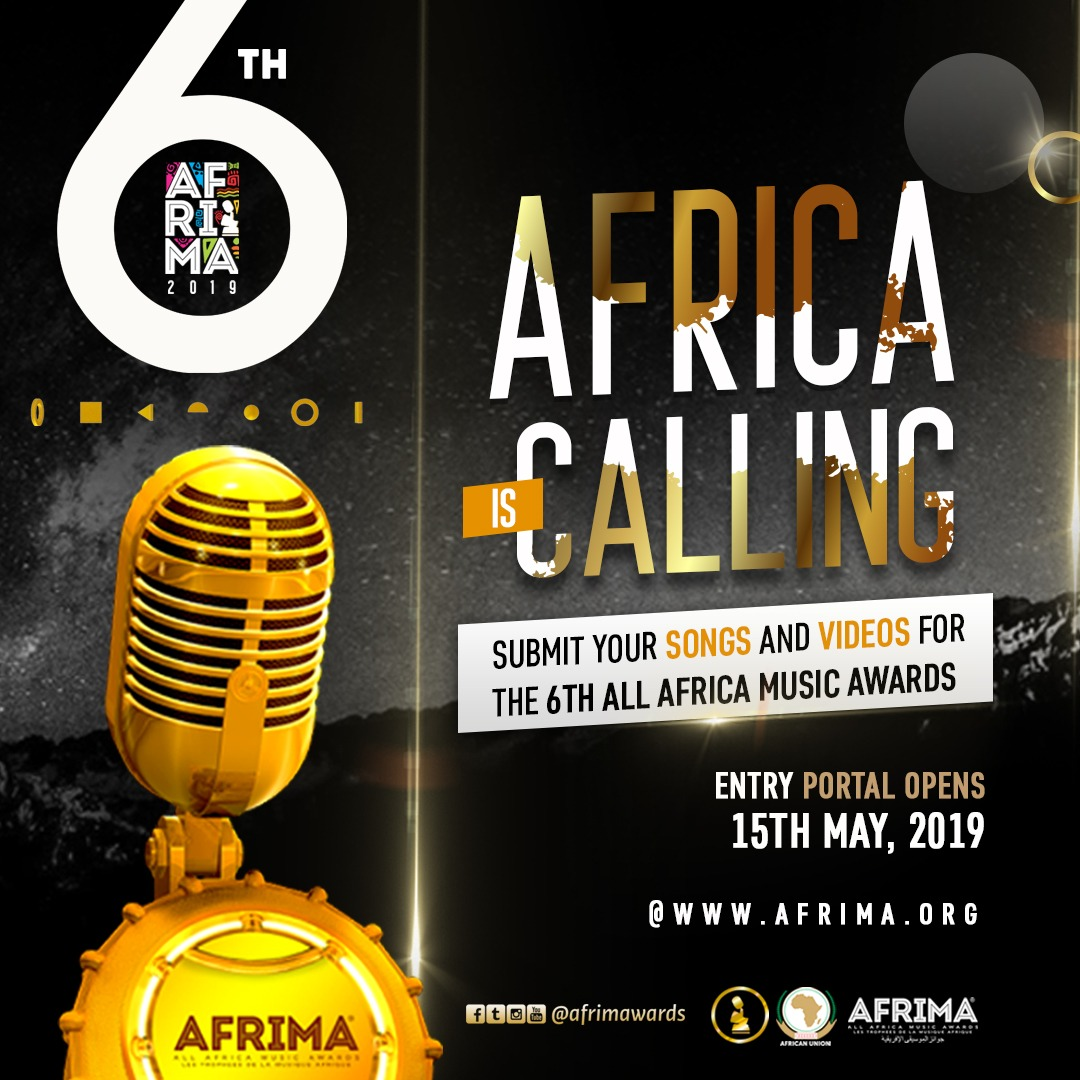 AFRIMA Calls For Submission of Materials