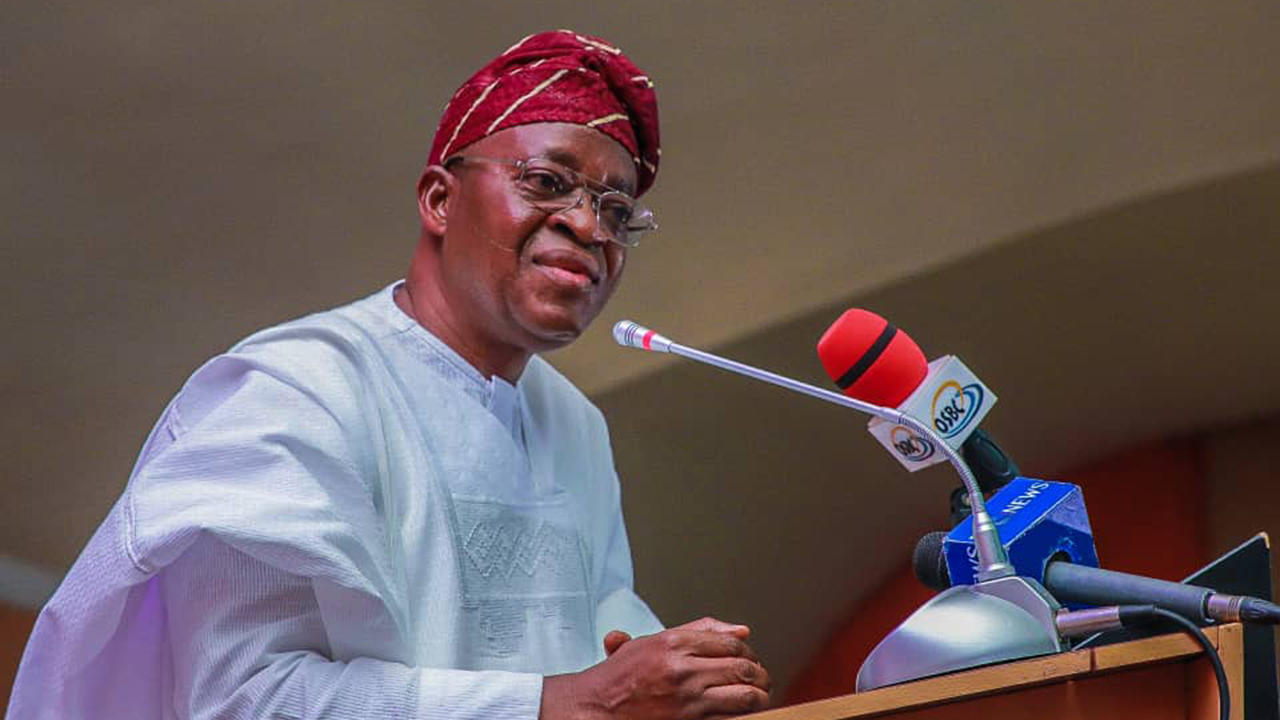 Osun Further Eases Lockdown