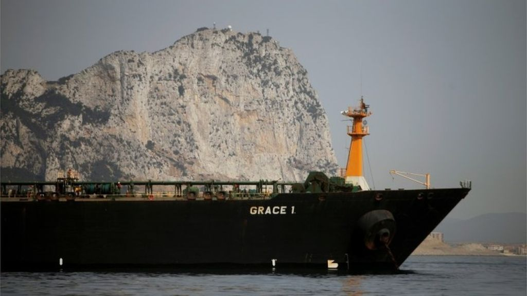 Gibraltar orders release of Grace 1