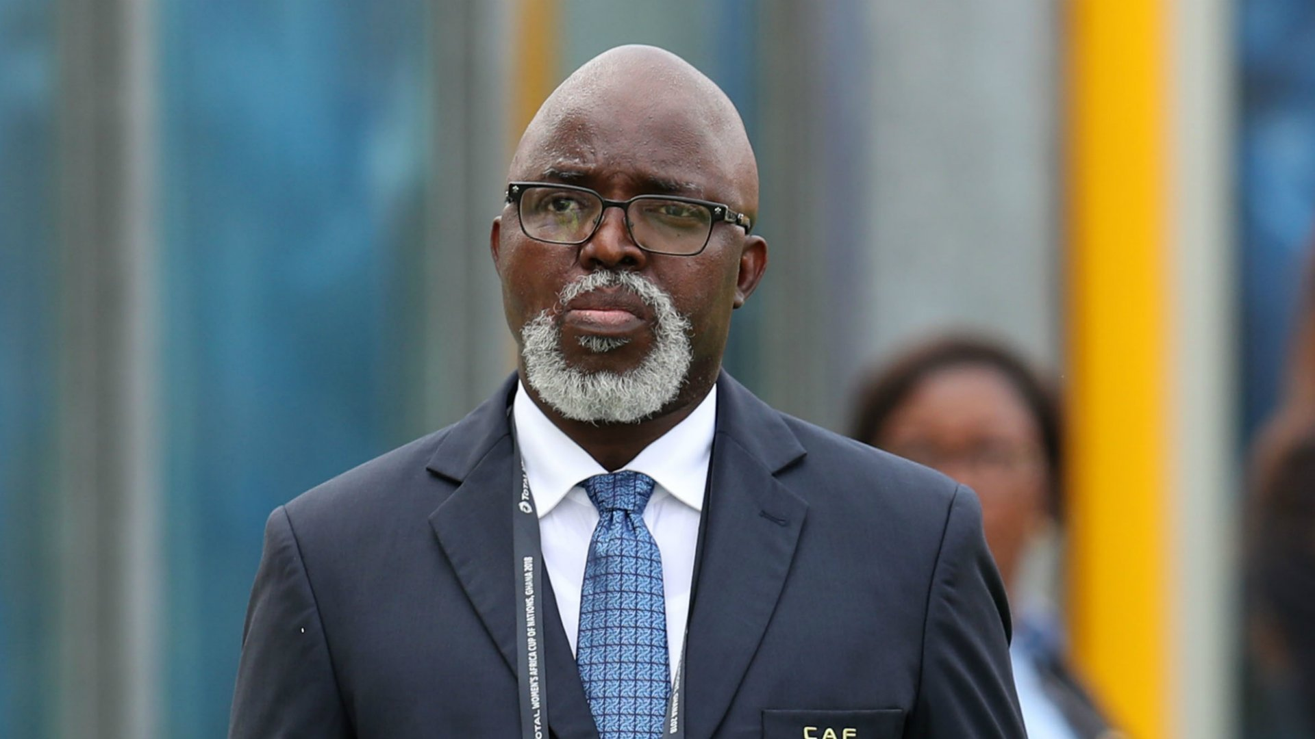 Pinnick charges S/Eagles to go for trophy