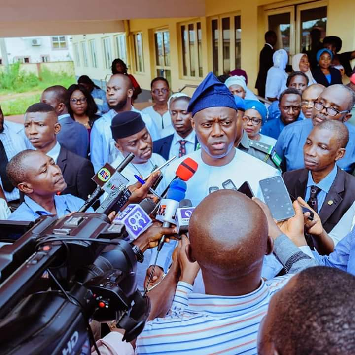 Makinde decries spate of violence during Kogi poll