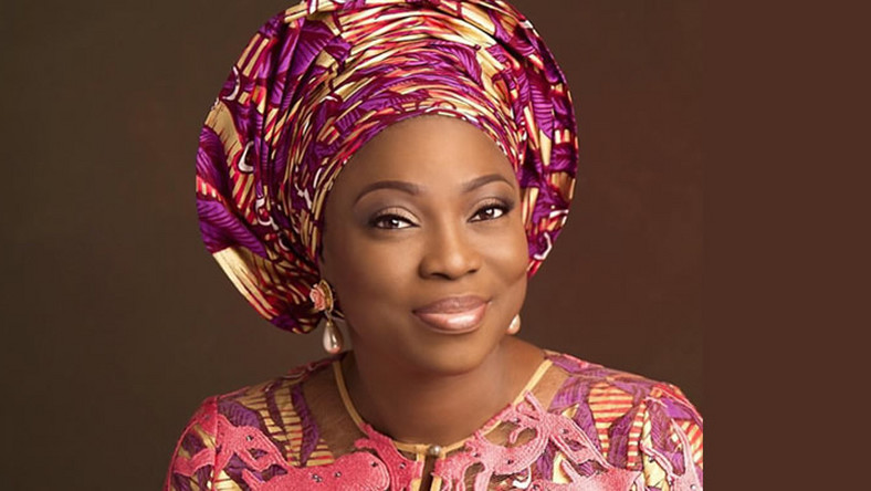 Lagos governor's wife visits children with special needs