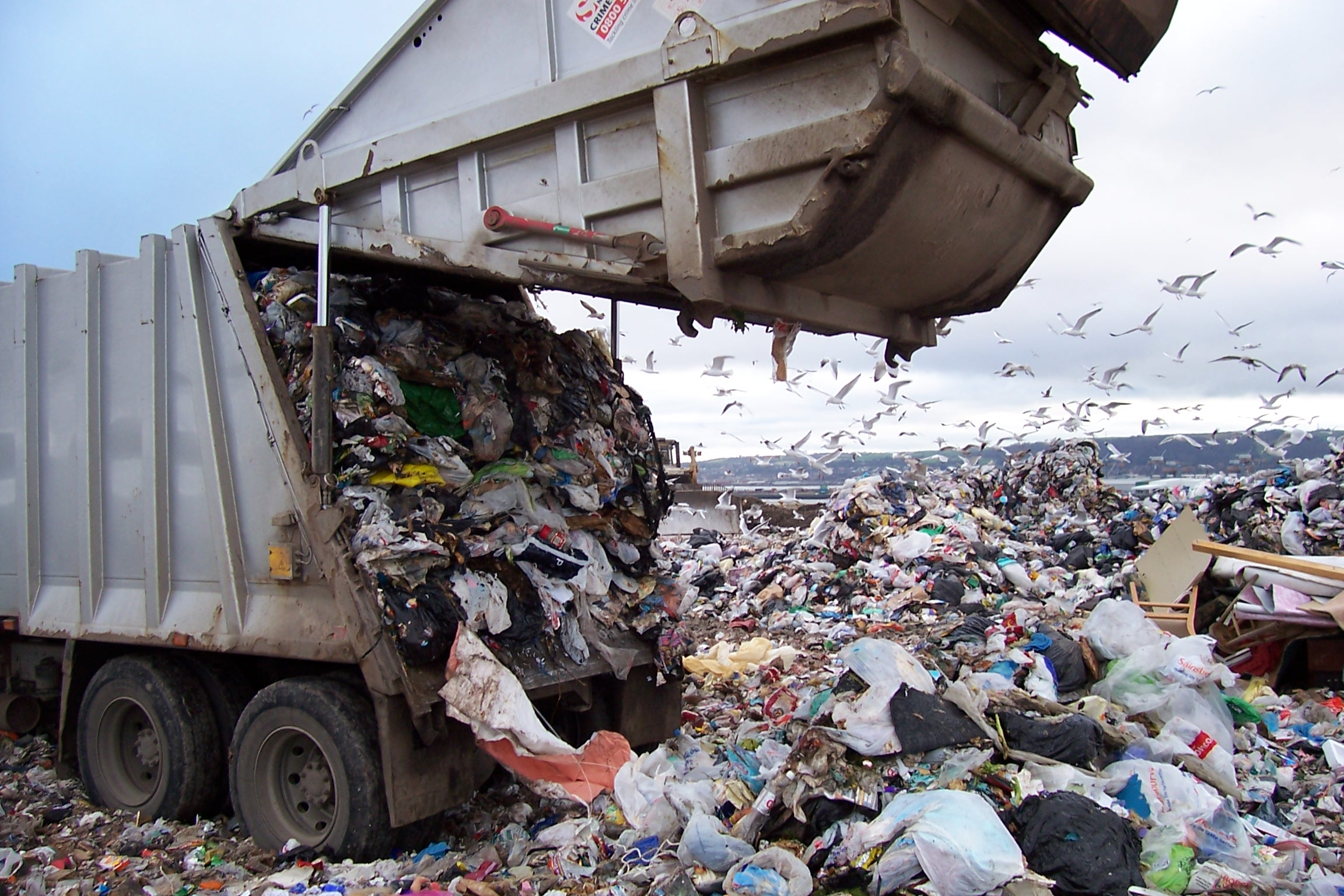 Govt warn Deltans against refuse dumping
