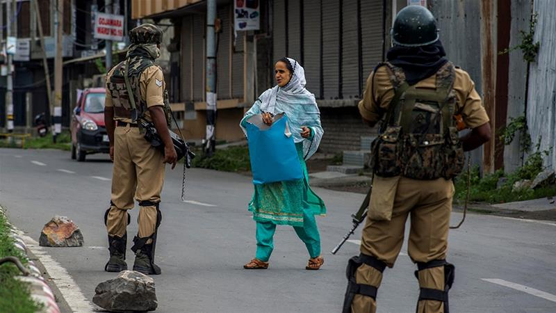 Two killed in first Kashmir gun battle since lock down began